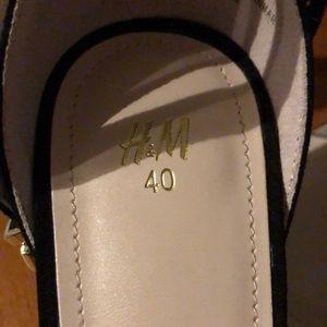 H&M Shoes - H&M Ankle Strap Sandals